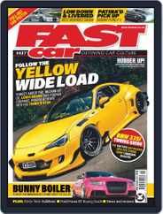 Fast Car (Digital) Subscription October 1st, 2021 Issue