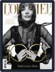 L'officiel Paris (Digital) Subscription September 27th, 2021 Issue