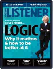 New Zealand Listener (Digital) Subscription October 9th, 2021 Issue