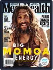 Men's Health Australia (Digital) Subscription November 1st, 2021 Issue