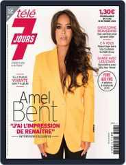 Télé 7 Jours (Digital) Subscription October 9th, 2021 Issue