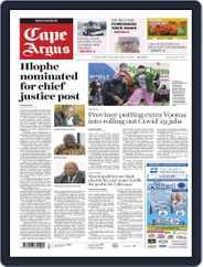 Cape Argus (Digital) Subscription October 4th, 2021 Issue