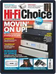 Hi-Fi Choice (Digital) Subscription November 1st, 2021 Issue