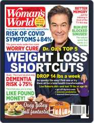 Woman's World (Digital) Subscription October 11th, 2021 Issue