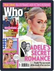 WHO (Digital) Subscription October 11th, 2021 Issue