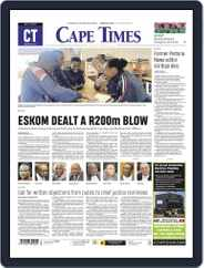 Cape Times (Digital) Subscription October 5th, 2021 Issue