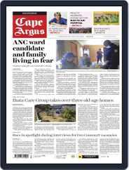 Cape Argus (Digital) Subscription October 5th, 2021 Issue
