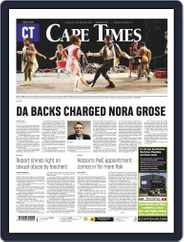 Cape Times (Digital) Subscription October 6th, 2021 Issue