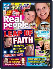 Real People (Digital) Subscription October 14th, 2021 Issue