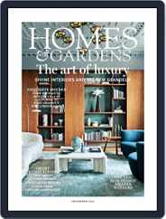Homes & Gardens (Digital) Subscription November 1st, 2021 Issue