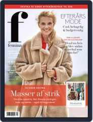 femina Denmark (Digital) Subscription October 7th, 2021 Issue