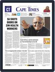 Cape Times (Digital) Subscription October 7th, 2021 Issue