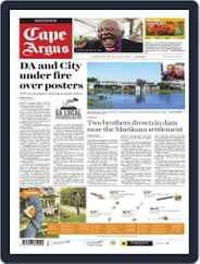 Cape Argus (Digital) Subscription October 7th, 2021 Issue