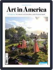 Art in America (Digital) Subscription September 1st, 2021 Issue