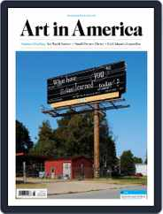 Art in America (Digital) Subscription July 1st, 2021 Issue