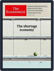 The Economist (Digital) Subscription October 9th, 2021 Issue
