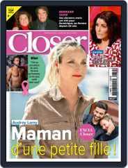Closer France (Digital) Subscription October 8th, 2021 Issue