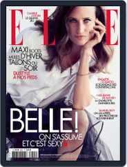 Elle France (Digital) Subscription October 8th, 2021 Issue
