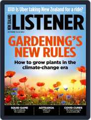 New Zealand Listener (Digital) Subscription October 16th, 2021 Issue