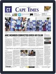 Cape Times (Digital) Subscription October 11th, 2021 Issue