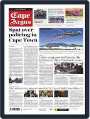 Cape Argus (Digital) Subscription October 11th, 2021 Issue