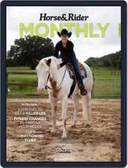 Horse & Rider (Digital) Subscription October 1st, 2021 Issue