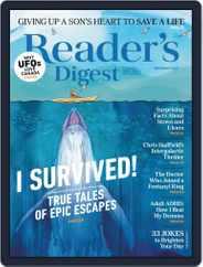Reader's Digest Canada (Digital) Subscription November 1st, 2021 Issue