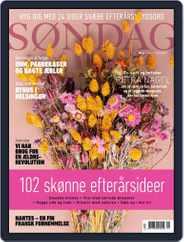 SØNDAG (Digital) Subscription October 11th, 2021 Issue