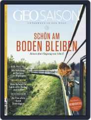 GEO Saison (Digital) Subscription November 1st, 2021 Issue