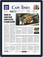 Cape Times (Digital) Subscription October 12th, 2021 Issue