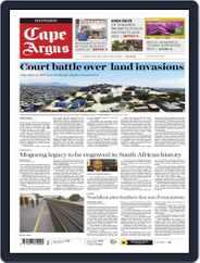 Cape Argus (Digital) Subscription October 12th, 2021 Issue