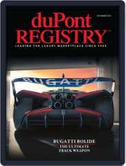 duPont REGISTRY (Digital) Subscription November 1st, 2021 Issue