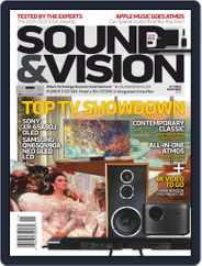 Sound & Vision (Digital) Subscription October 1st, 2021 Issue
