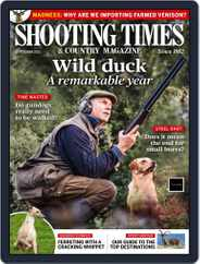 Shooting Times & Country (Digital) Subscription October 13th, 2021 Issue