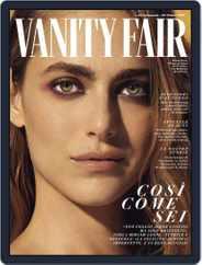 Vanity Fair Italia (Digital) Subscription October 20th, 2021 Issue