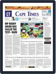 Cape Times (Digital) Subscription October 13th, 2021 Issue