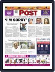 Post (Digital) Subscription October 13th, 2021 Issue