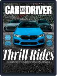 Car and Driver (Digital) Subscription November 1st, 2021 Issue