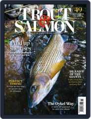 Trout & Salmon (Digital) Subscription November 1st, 2021 Issue