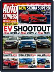 Auto Express (Digital) Subscription October 13th, 2021 Issue