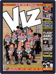 Viz (Digital) Subscription November 1st, 2021 Issue