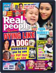 Real People (Digital) Subscription October 21st, 2021 Issue