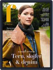 femina Denmark (Digital) Subscription October 14th, 2021 Issue