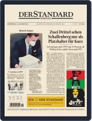 STANDARD Kompakt (Digital) Subscription October 14th, 2021 Issue