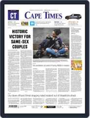 Cape Times (Digital) Subscription October 14th, 2021 Issue