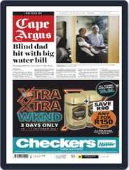 Cape Argus (Digital) Subscription October 14th, 2021 Issue