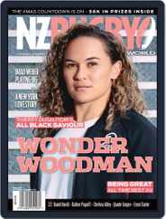 NZ Rugby World (Digital) Subscription October 1st, 2021 Issue