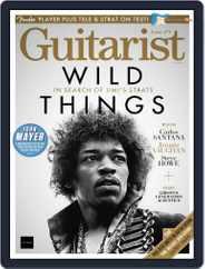 Guitarist (Digital) Subscription November 1st, 2021 Issue