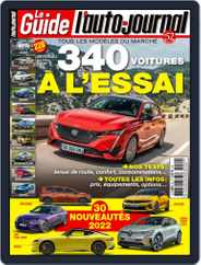 L'auto-journal (Digital) Subscription October 1st, 2021 Issue