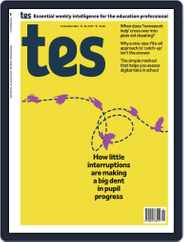 Tes (Digital) Subscription October 15th, 2021 Issue